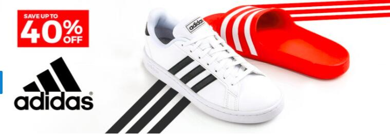 HOT* Up to 60% Off Adidas Shoes