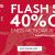kathmandu.com.au FLASH SALE 40% OFF